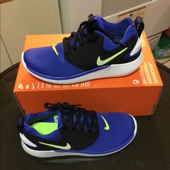 e33380fbc3c8 New nike lunarsolo boys running sneakers